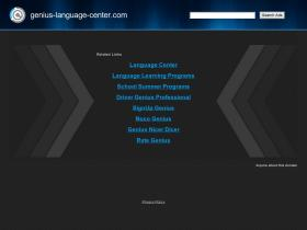 genius-language-center.com