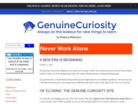 genuinecuriosity.com