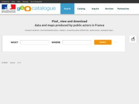 geocatalogue.fr
