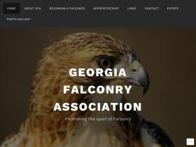 georgiafalconryassociation.com