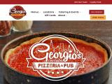 georgiospizza.com