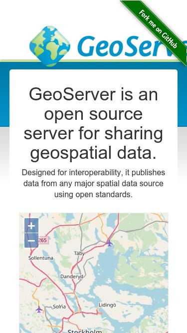 Geoserver org Analytics - Market Share Stats & Traffic Ranking