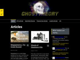 ghosttheory.com