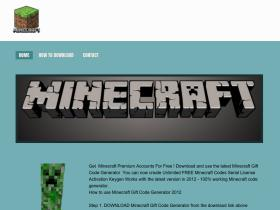 giftcodeminecraft.weebly.com