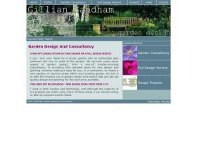gilliansandhamgardendesign.co.uk