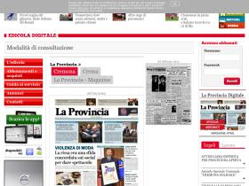 giornale.laprovinciadicremona.it