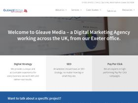 gleavemedia.co.uk