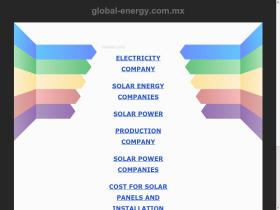 global-energy.com.mx