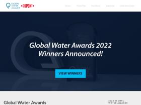globalwaterawards.com