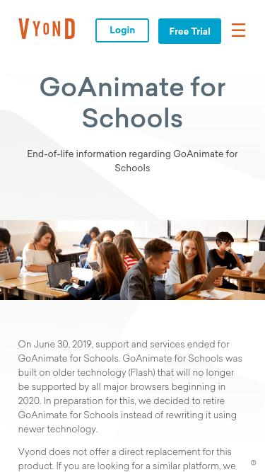 Goanimate4schools com Analytics - Market Share Stats & Traffic Ranking