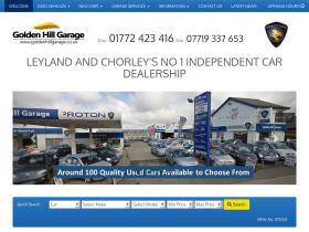 goldenhillgarage.co.uk