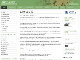 golfonline4u.co.uk