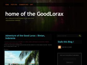 goodlorax.blogspot.com