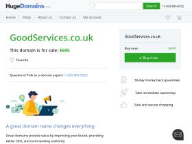goodservices.co.uk