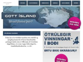 gottisland.is