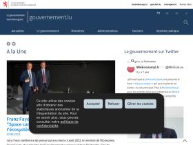 gouvernement.lu