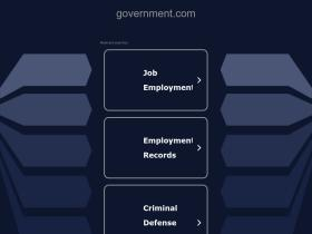government.com