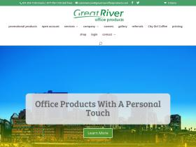 greatriverofficeproducts.com