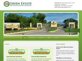 greenestaterealty.ph