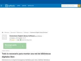greenstone-digital-library-software.softonic.com