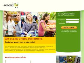 grocery-sweepstakes.com