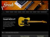 groshguitars.com
