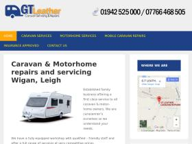 gtleathercaravanrepairs.co.uk