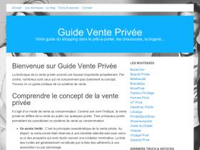 guide-vente-privee.fr