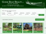 guideboatrealty.com