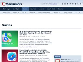 guides.macrumors.com