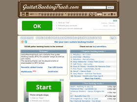 guitarbackingtrack.com