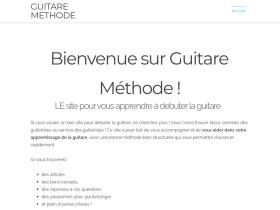 guitare-methode.fr