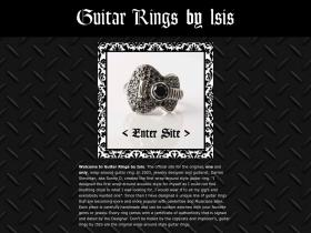 guitarringsbyisis.com
