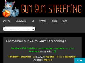 Actualité Gum Gum Streaming