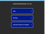 gundogbreeders.co.uk
