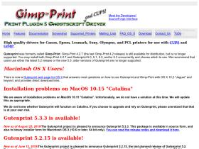 gutenprint.sourceforge.net