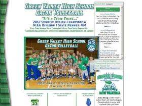 gvhsvolleyball.com