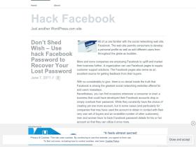 hackfaceb00k01.wordpress.com