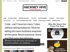 hackneyhive.co.uk