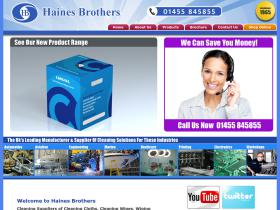 hainesbrothers.co.uk