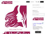 hairstylingzone.co.uk