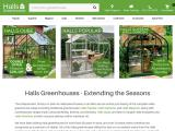 hallsgreenhouses.co.uk