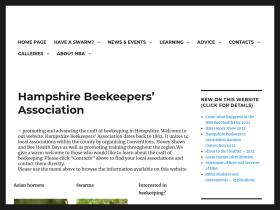 hampshirebeekeepers.org.uk