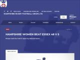 hampshirerugby.co.uk