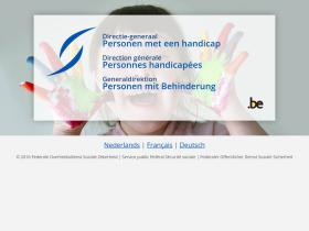 handicap.fgov.be