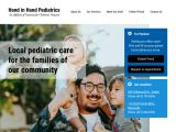 handinhandpediatrics.com