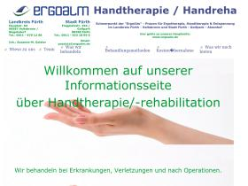 handtherapie-fuerth.de