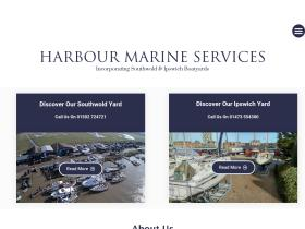 harbourmarine.co.uk