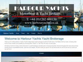 harbouryachts.co.uk