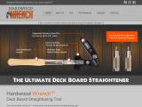 hardwoodwrench.com
